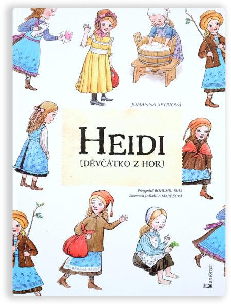 Heidi (děvčátko zhor)