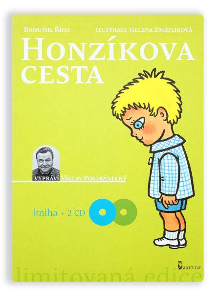 Honzíkova cesta (kniha & CD)